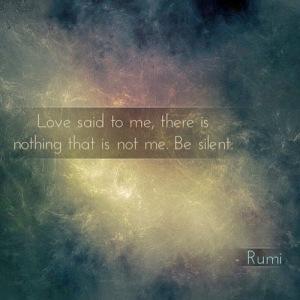 Love-said-to-me