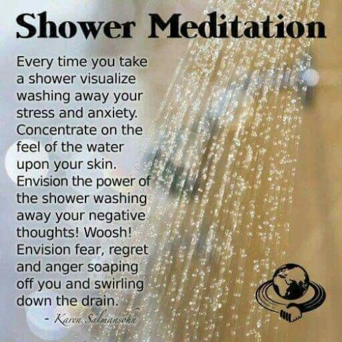shower-meditation