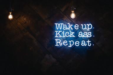 wake up5