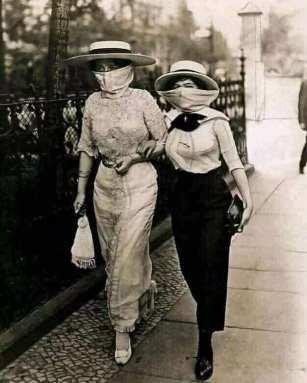 spanish flu 1919